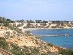 View Over Cabo Roig